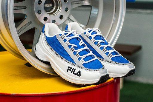 Filas Dstr97 Blue