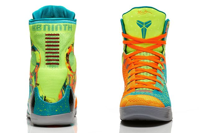 Nike Kobe 9 Elite Influence 1