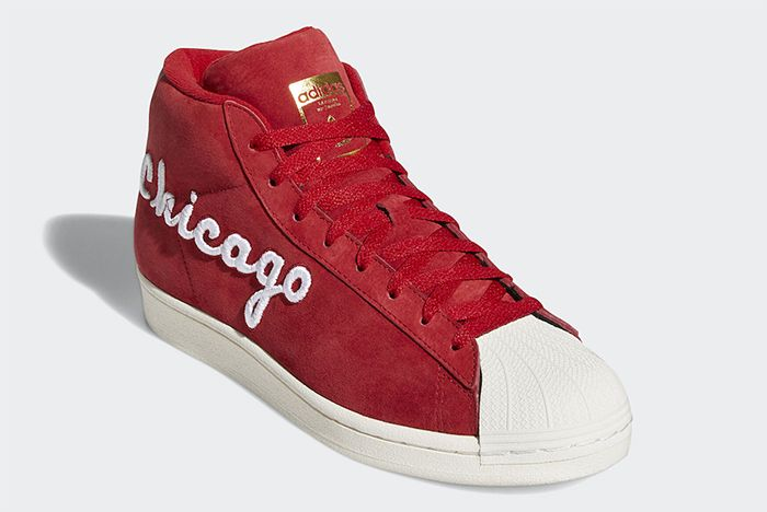 Adidas Pro Model Chicago All Star Front