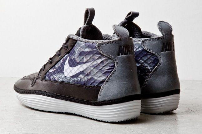Nike Solarsoft Chukkasin Black Wolf Grey 5 1