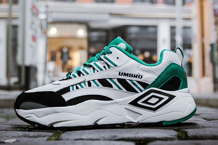 Werder Bremen X Umbro Neptune Collaboration Hero 9