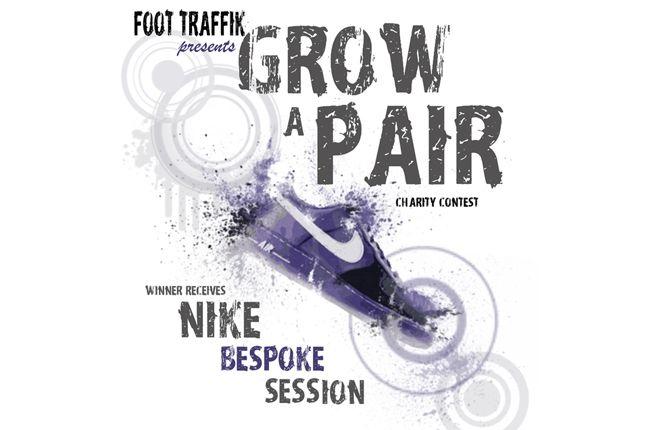 Foottraffik Nike Bespoke 1