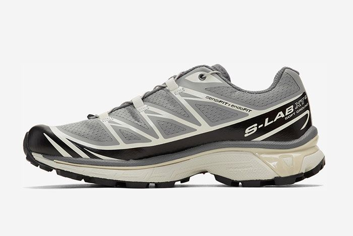 Salomon S Lab Xt 6 Adv Grey Left