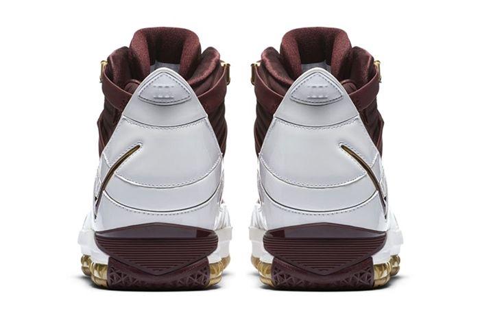 Nike Zoom Lebron 3 Christ The King 2018 4