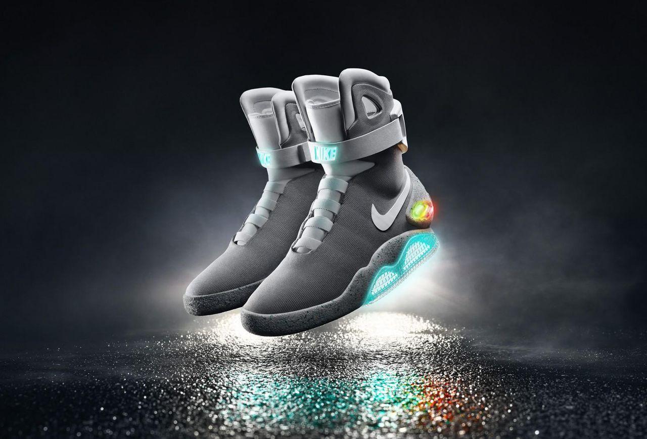 Nike Air Mag Promo Shot