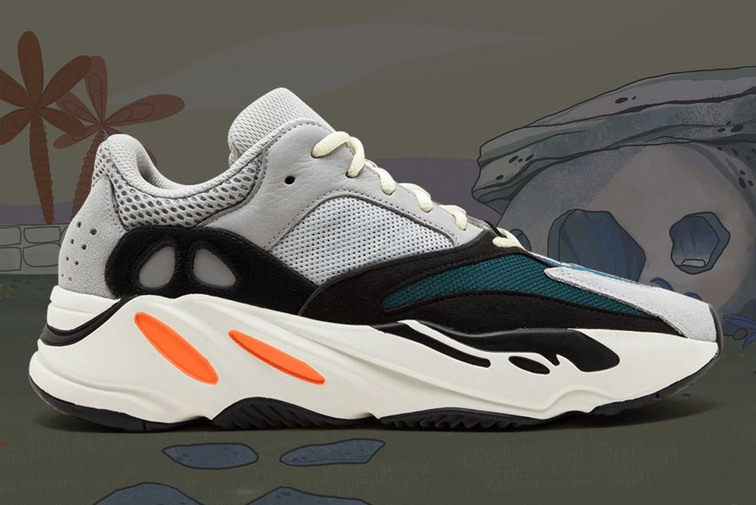Material Matters Dad Shoes Wave Runner 1