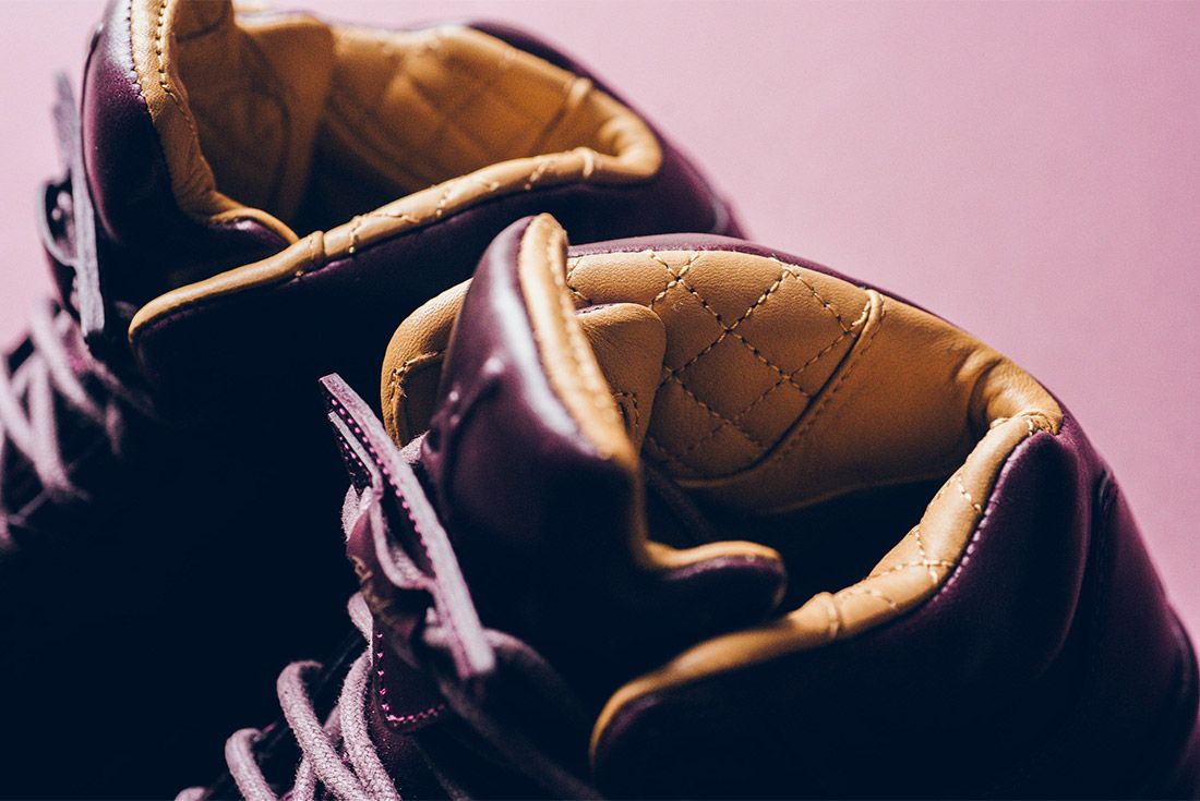 Air Jordan 5 Retro Premium Bordeaux 881432 612 Sneaker Freaker 6