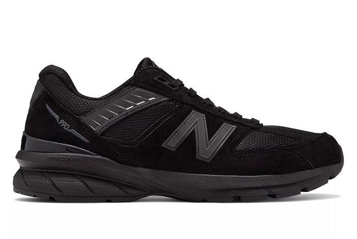 New Balance 990Vs Black Lateral