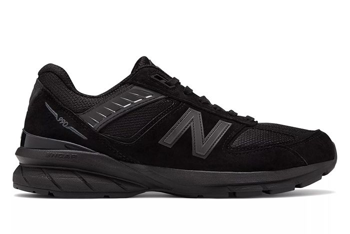New Balance 990Vs Black Lateral