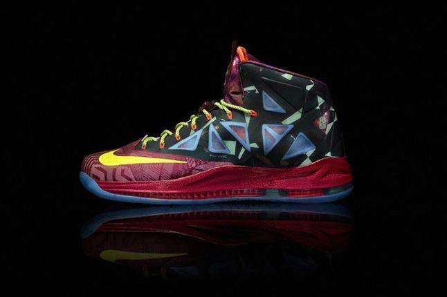 Nike Lebron James X Mvp Profile 1