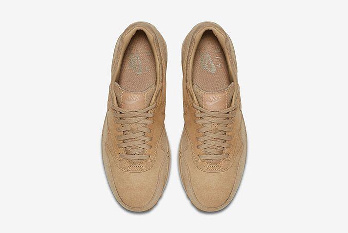 Nike Air Max 1 Pinnacle Wmns Linen Suede Gum 3