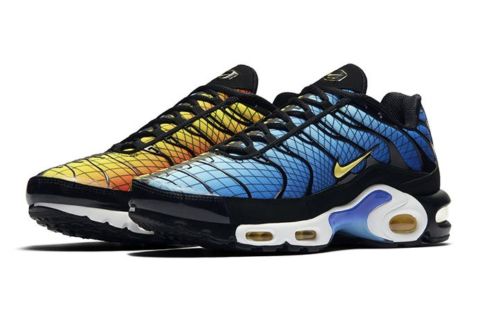 New Nike Air Max Plus Reminiscent of Coca Cola Sneaker Freaker