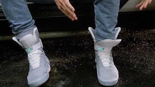 Nike Air Mag Back To Future