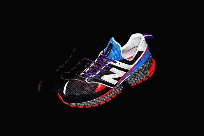 Mita Sneakers Whiz Limited New Balance Ms574 V2 Side Shot 1
