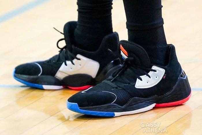 Adidas James Harden Vol 4 Left