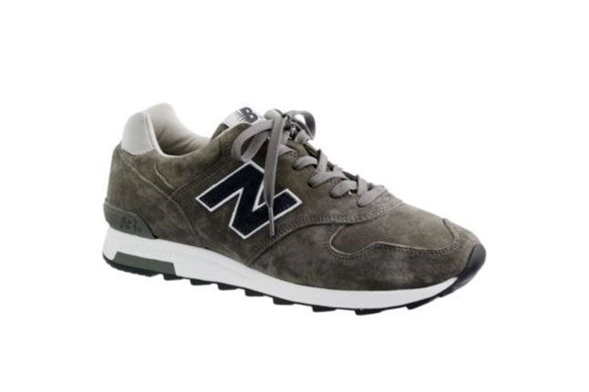 New Balance 1400 For J Crew Military Grey 1