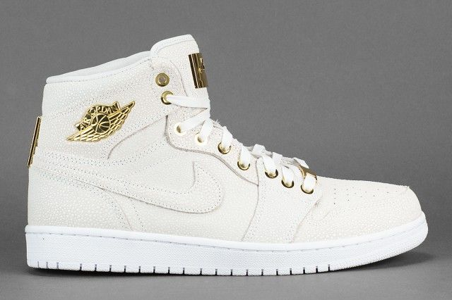 Air Jordan 1 Pinnacle Preview White