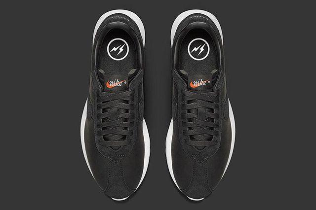 Fragment X Nike Roshe Ld1000 Black4