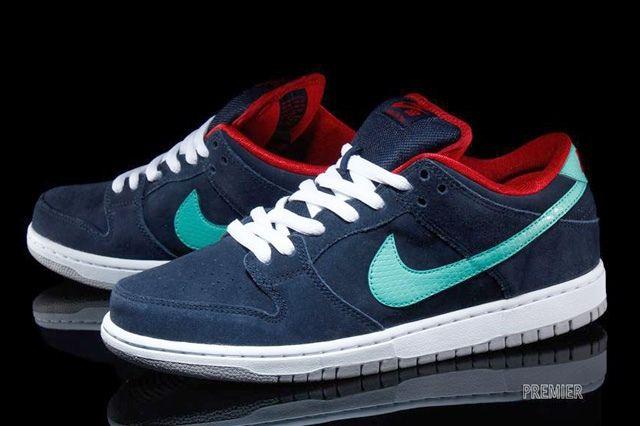 Nike Sb Dunk Low Crystal Mint 6