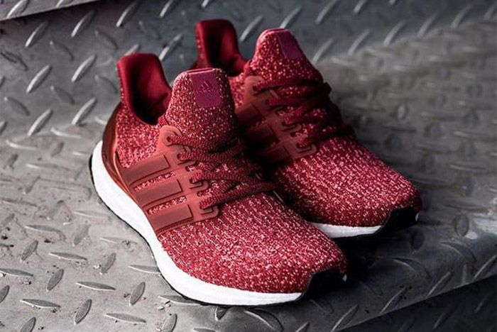 Adidas Ultra Boost 3 All Red 5