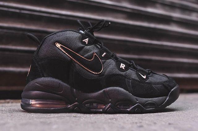 Nike Air Max Uptempo Black Copper