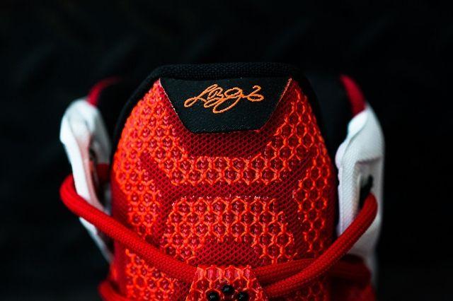 Nike Lebron 12 Heart Of A Lion 4