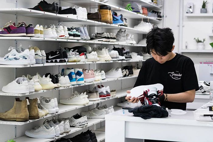 Thesneakerlaundry Store