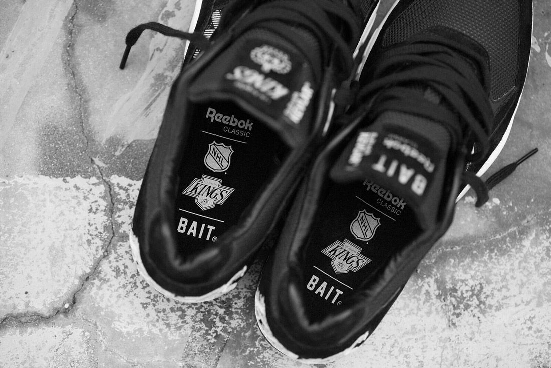 Bait Los Angeles Kings Reebok Ventilator Supreme 3