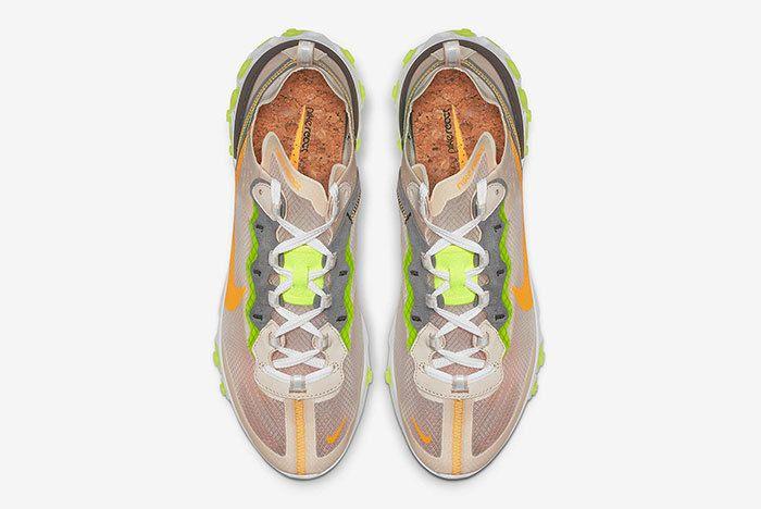 Nike React Element 87 Orewood Brown 4