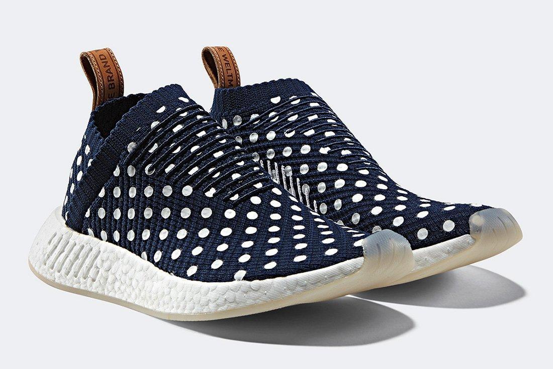 Adidas Nmd City Sock 2 Ronin Pack 6