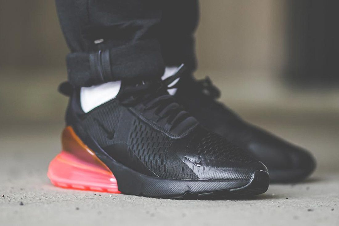 Nike Airmax 270 On Feet 9