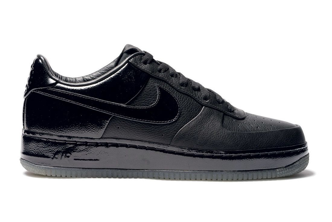 The Chicks With Kicks Nike Air Force 1 Jay Z All Black Everything 3