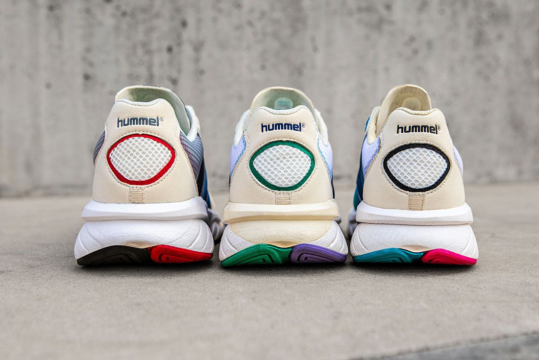 hummel REACH LX 6000 Archive Pack