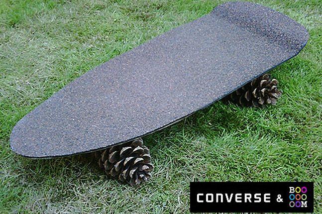 Converse Skateboarding Hackjob Project 1