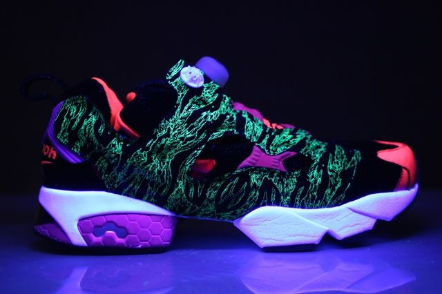 Reebok X Crossover Pump Fury 4
