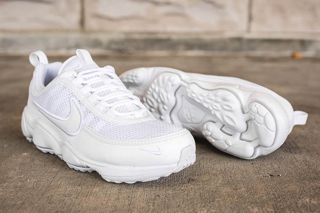 Nike Air Zoom Spiridon Ultra Triple White 7