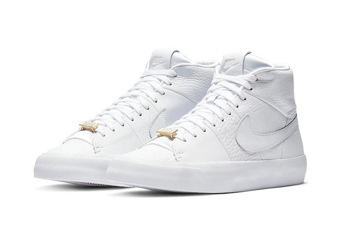 Nike Blazer Royal Triple White 1
