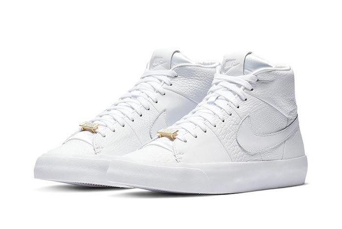 Nike Blazer Royal Triple White 1