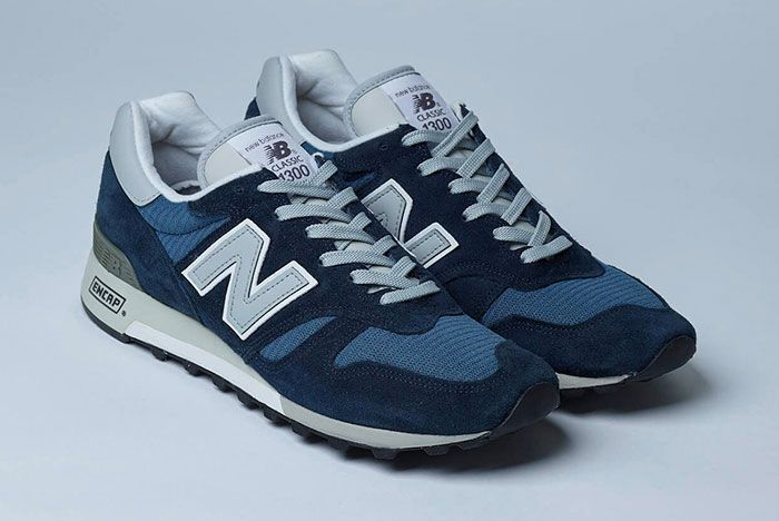 New Balance 1300 Black Grey Navy Green Release Info 4 Hero