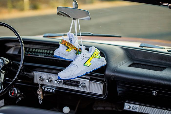 Nike Air Huarache Low Rider 5