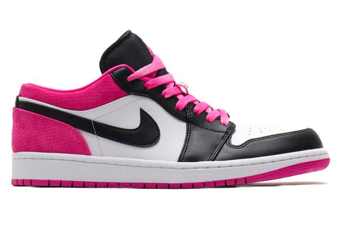 Air Jordan 1 Low Active Fuchsia Right