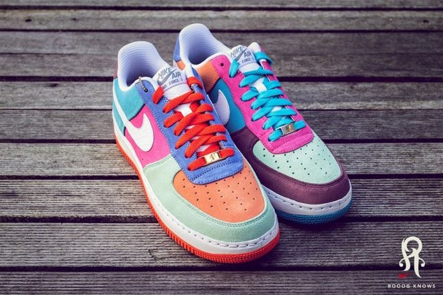 Nike Id Air Force 1 What The Af1 3