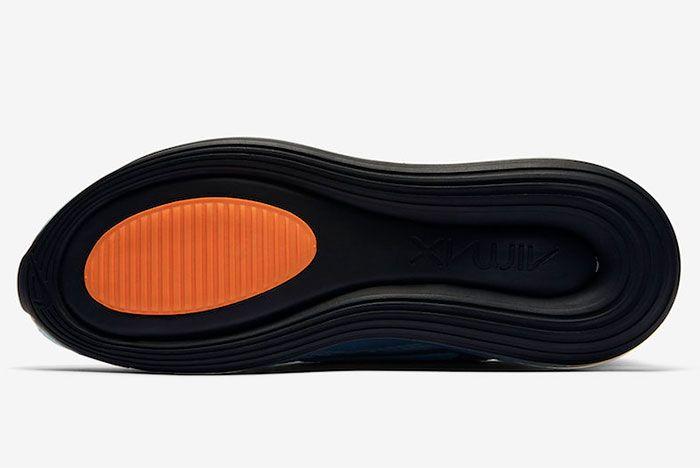 Nike Air Max 720 Waffle Ck5033 400 Sole Shot