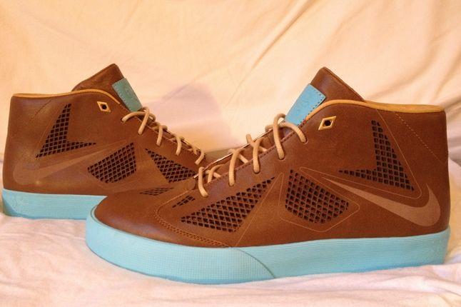 Nike Lebron X Lifestyle Nrg Leather Pairs 1