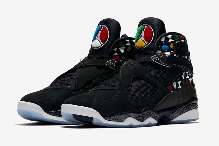 Air Jordan 8 Quai 54 Release Datequarter