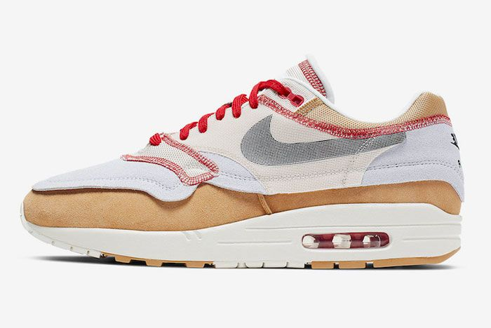 Nike Air Max 1 Inside Out Left
