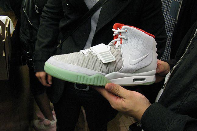 Nike Air Yeezy 1 Sure Store Raffle 23 1