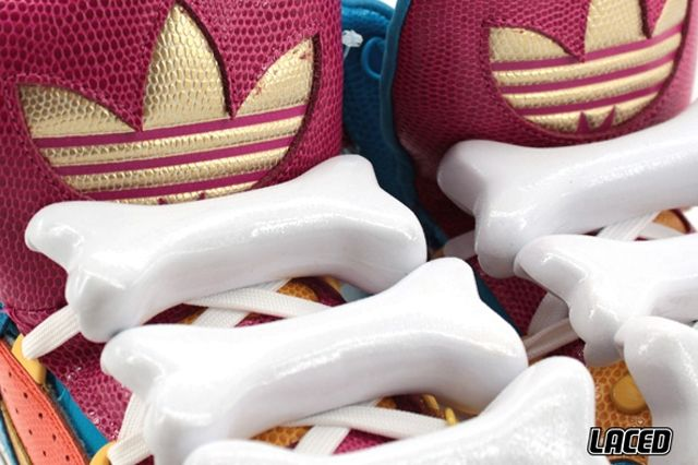 Jeremy Scott Adidas Originals Js Bones Multi 3