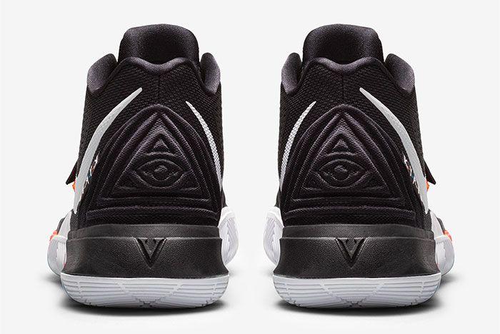 Nike Kyrie 5 Friends Heel