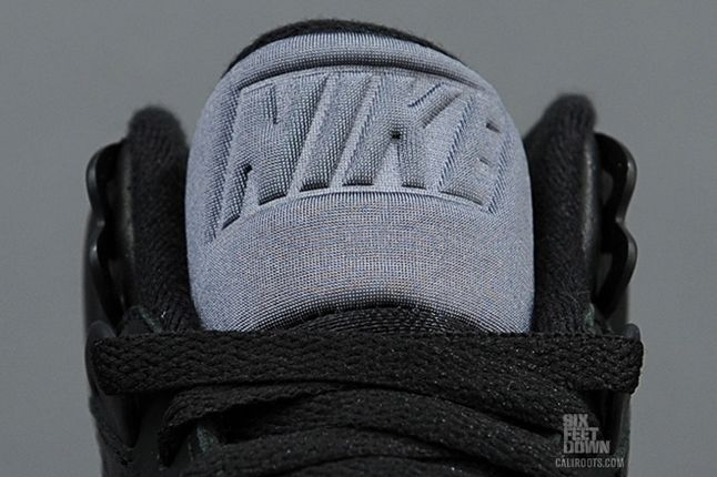 Nike Air Trainer Sc High Black Grey Tongue Detail 1